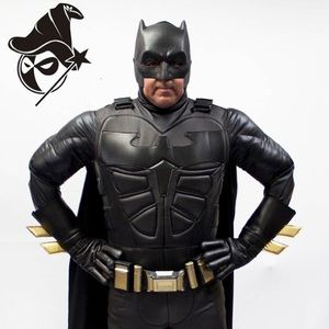 Other - Batman ! Costume for Adults . Made in USA